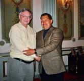 Woods: Propuesta de Chávez sobre V Internacional debe ser tomada en cuenta