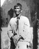 Feliciano Ama, El Salvador 1932