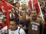 Panamá: Las combativas protestas de la clase obrera contra la Ley 30 son reprimidas, hay que responder con una huelga general de 24 horas