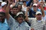 A un año del golpe de estado en Honduras: Protestas internacionales