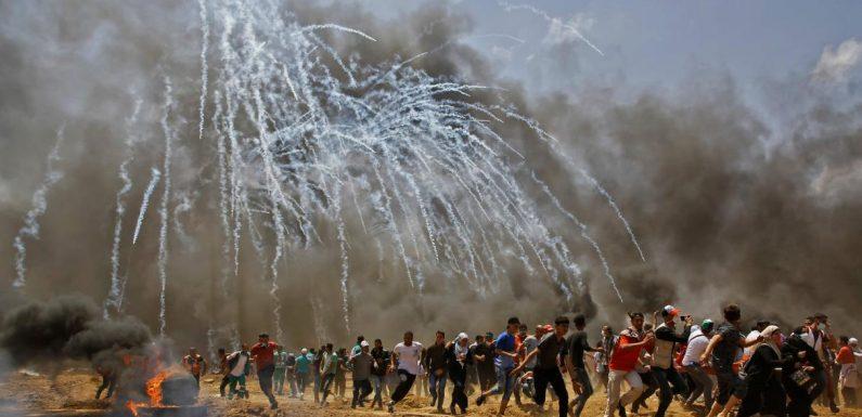 Los imperialistas celebran los 70 años de Israel con un baño de sangre